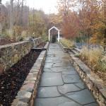 Sneden's Landing NY masonry and landscape design